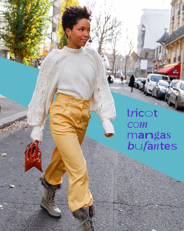lofty style - mangas bufantes - blusa - inverno - street style - https://stealthelook.com.br