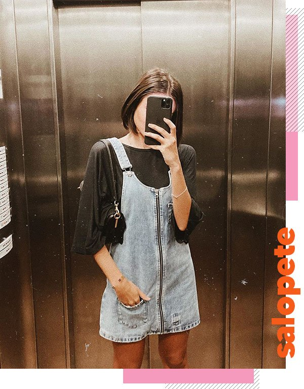 It girls - Vestidos - Salopete - Outono - Street Style - https://stealthelook.com.br