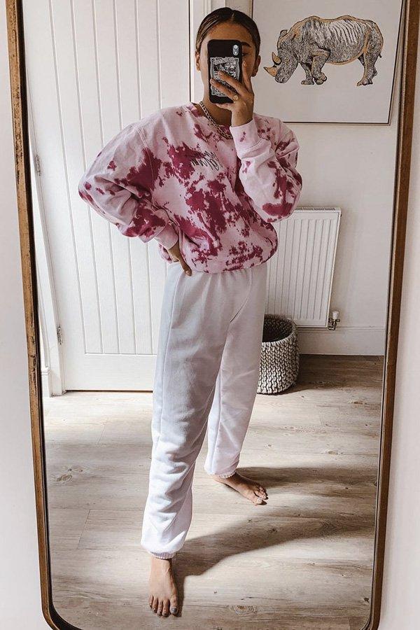 Yanin Namasonthi - calças quentinhas - calças - inverno - em casa - https://stealthelook.com.br