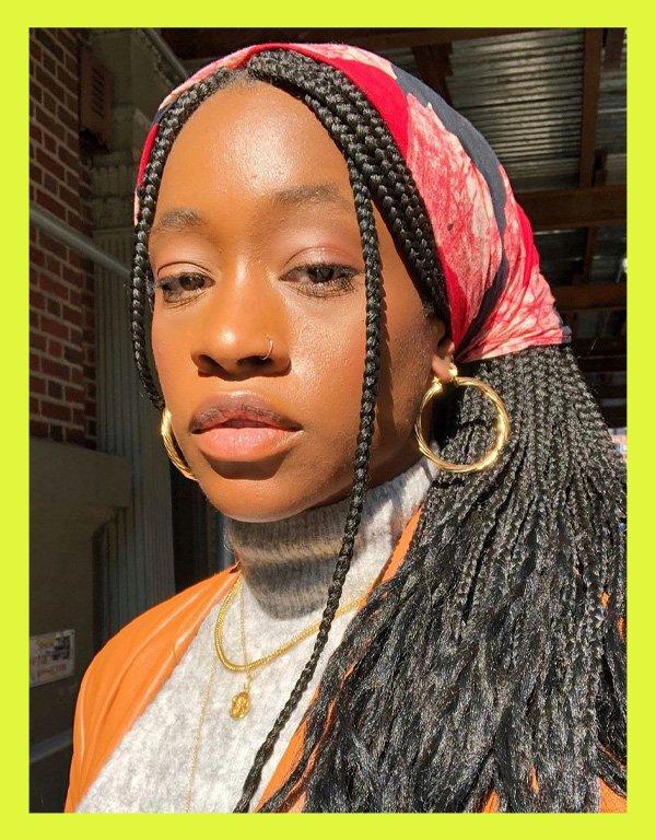 Yolande Macon - acessórios de cabelo - acessórios - inverno - em casa - https://stealthelook.com.br
