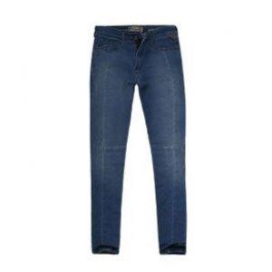 Calça Feminina Jeans Skinny Com Recortes Stone Cl Tamanho 34