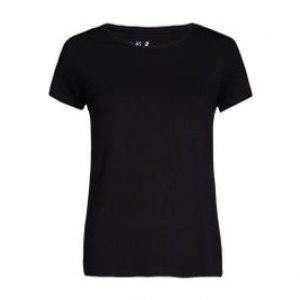 Camiseta Feminina Básica Preto Tamanho P