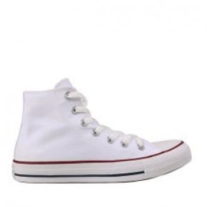 Tênis Converse All Star Core Hi Branco Branco Tamanho 33