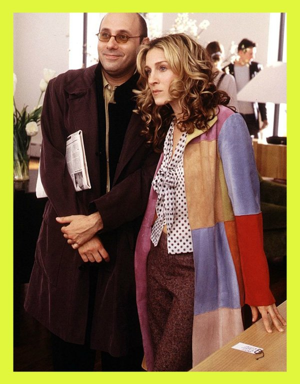 Sarah Jessica Parker - carrie bradshaw - sex and the city - inverno - série - https://stealthelook.com.br