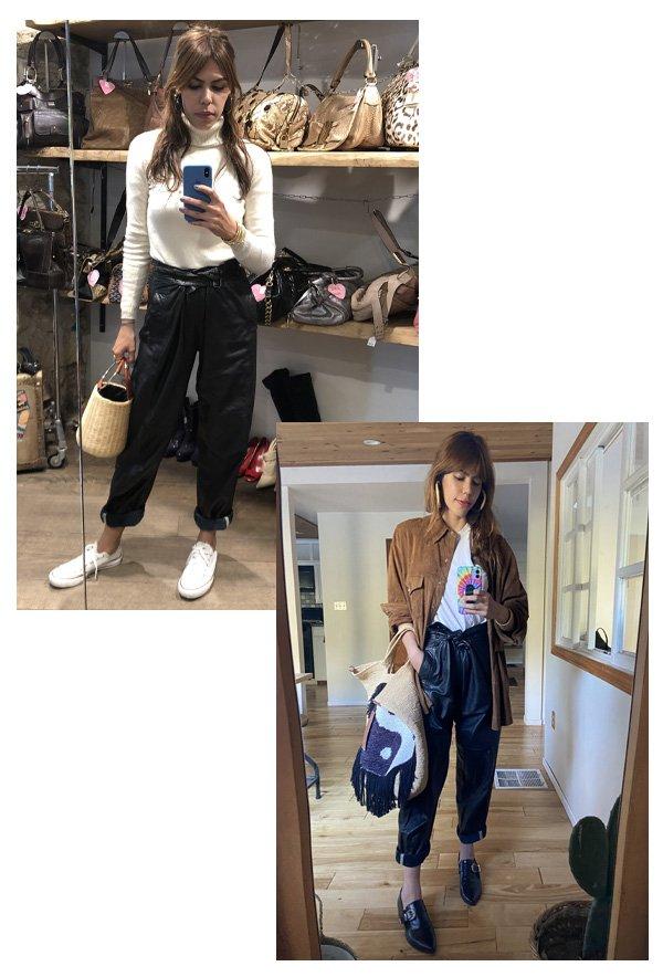 Catharina Dieterich - roupas de brechós - roupas de brechó - inverno - em casa - https://stealthelook.com.br