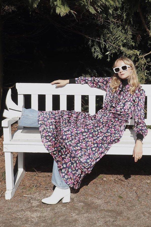 Fanny Ekstrand - vestidos longos - looks de inverno - inverno - street style - https://stealthelook.com.br