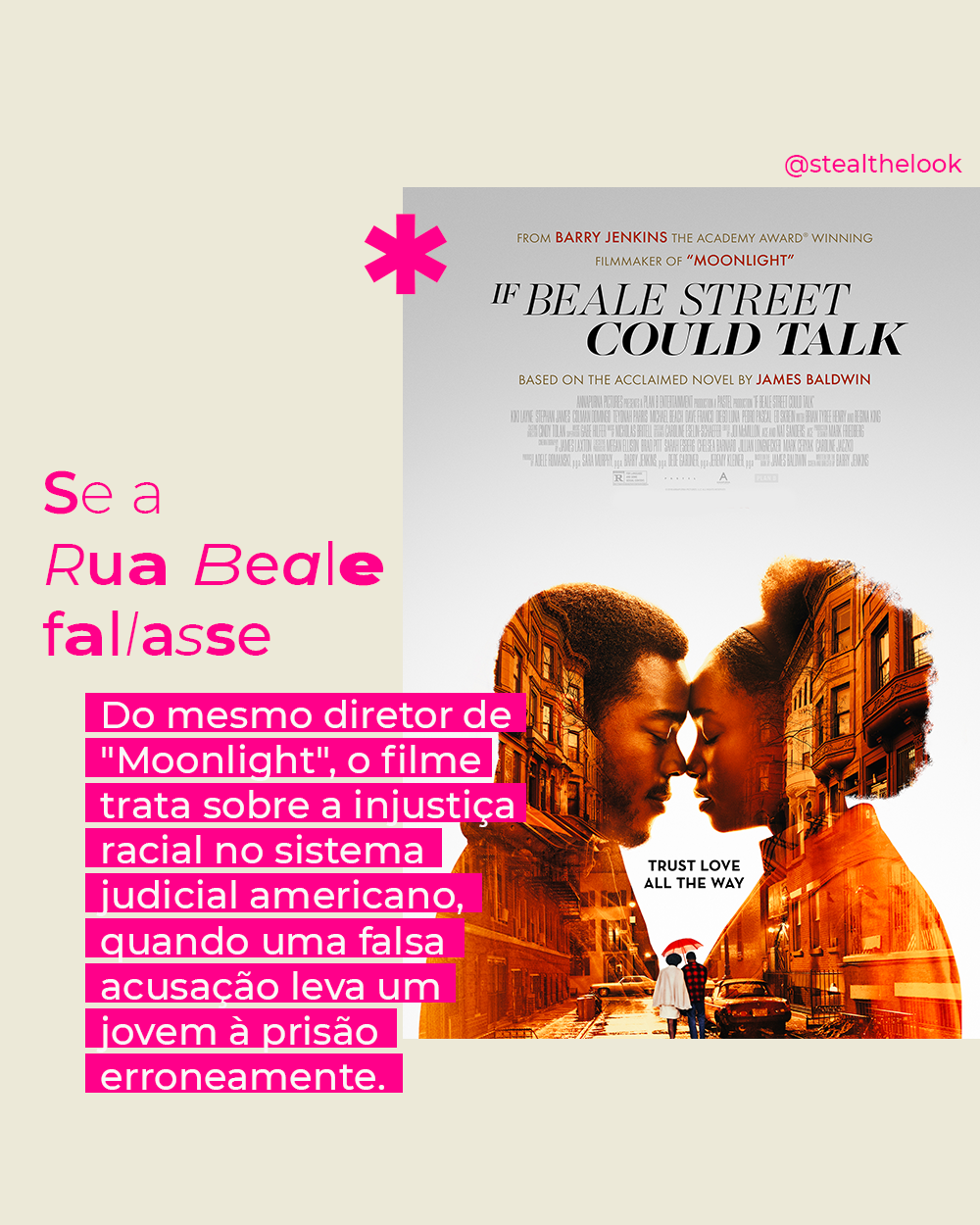 It girls - Filmes e séries - Antirracismo - Outono - Street Style - https://stealthelook.com.br