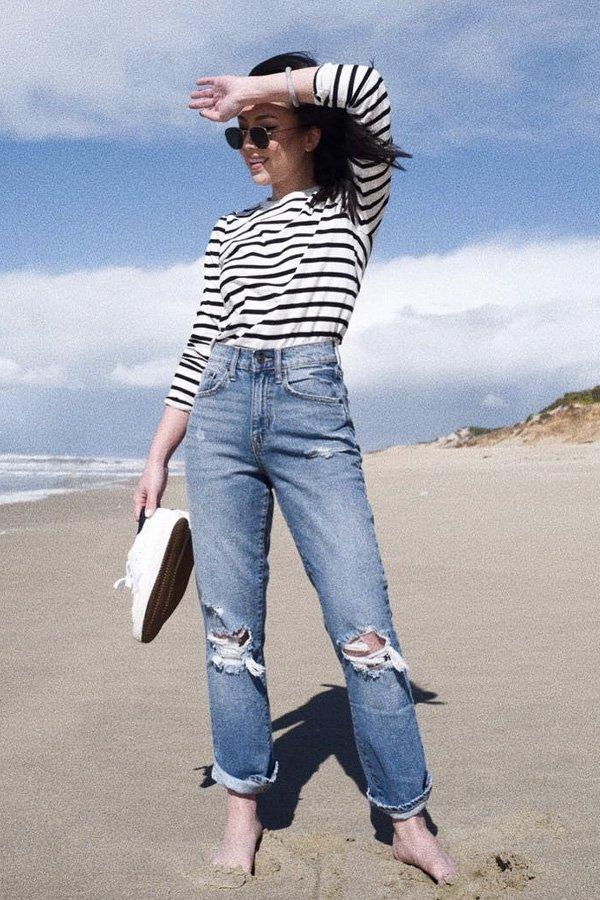Kate Ogata - blusas básicas - looks de inverno - inverno - street style - https://stealthelook.com.br