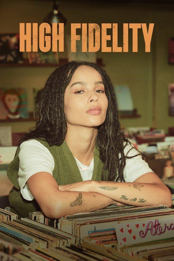 Zoe Kravitz - colete - colete - outono - high fidelity - https://stealthelook.com.br