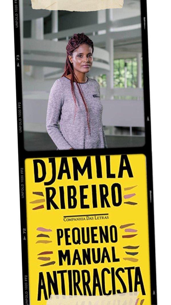 Dijamila Ribeiro - livro - livro - livro - livro - https://stealthelook.com.br