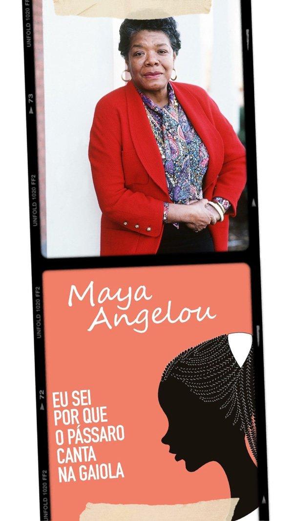 Maya Angelou - livro - livro - livro - livro - https://stealthelook.com.br