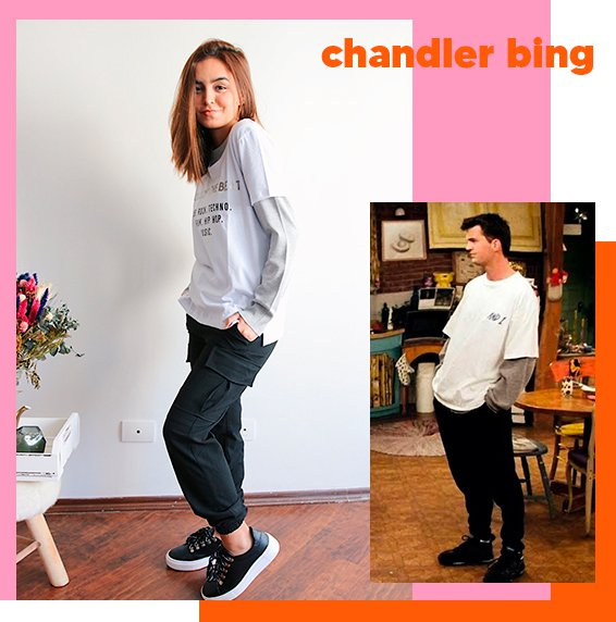 It girls - Looks de Friends - Comfy - Outono - Street Style - https://stealthelook.com.br