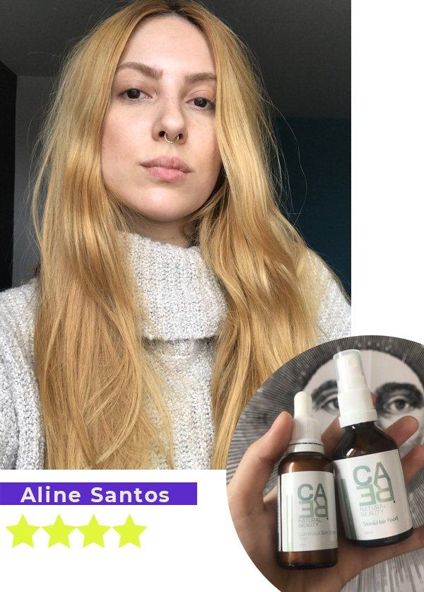 Aline Santos - serum - beleza - outono - em-casa - https://stealthelook.com.br