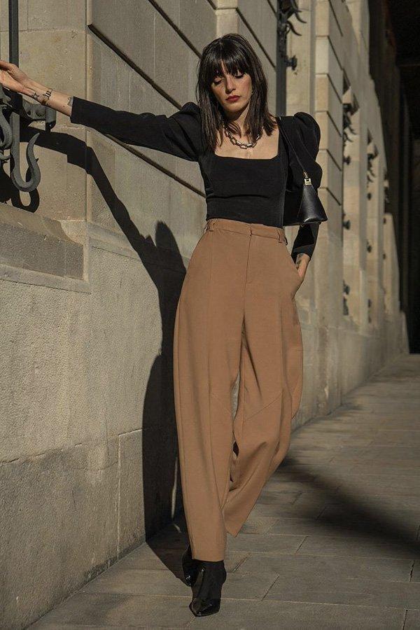 Paz Halabi - blusas básicas - looks de inverno - inverno - street style - https://stealthelook.com.br