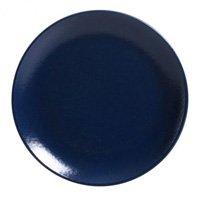 Jogo De Pratos Porto Brasil 6pçs Stoneware Azure Azul-marinho