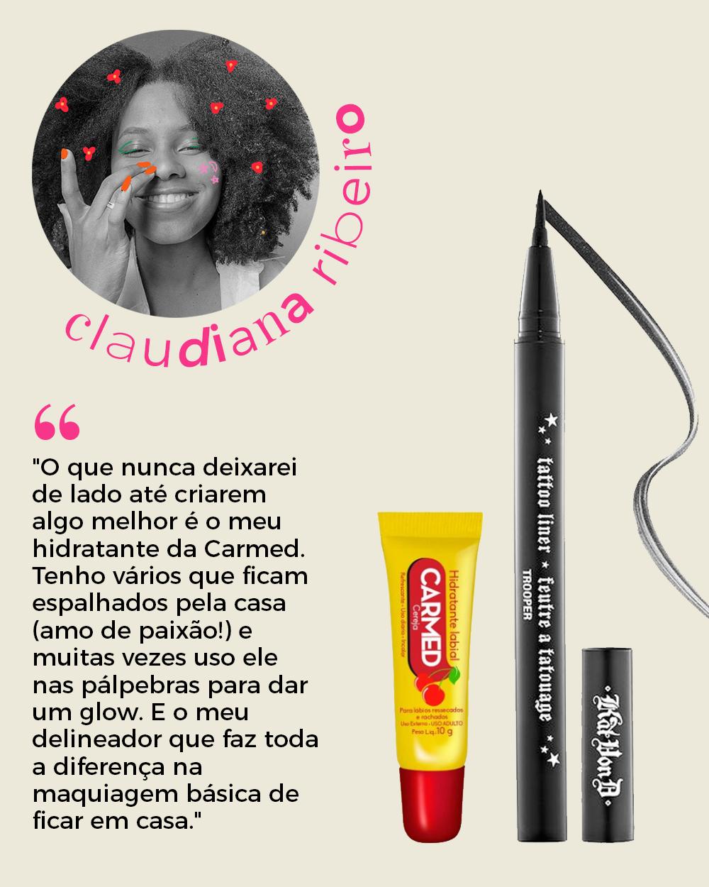 Claudiana Ribeiro - produtos de beleza -      -       -       - https://stealthelook.com.br