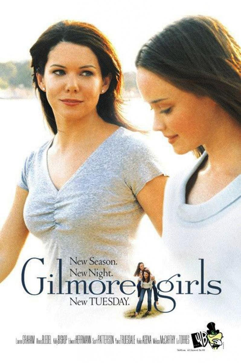 It girls - Gilmore Girls - Séries antigas - Outono - Street Style - https://stealthelook.com.br