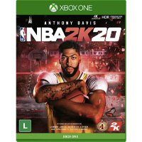 Nba 2K20 - Xbox One   Saraiva