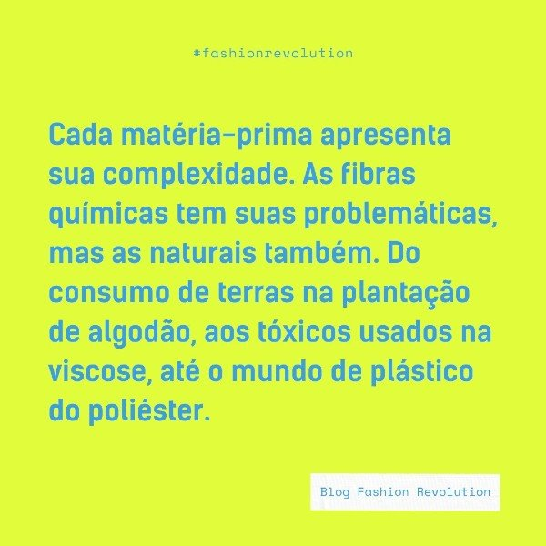fashion revolution - sustentabilidade - sustentabilidade - sustentabilidade - instagram - https://stealthelook.com.br
