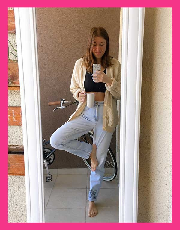 It girls - Tricot - Tricot - Outono - Street Style - https://stealthelook.com.br