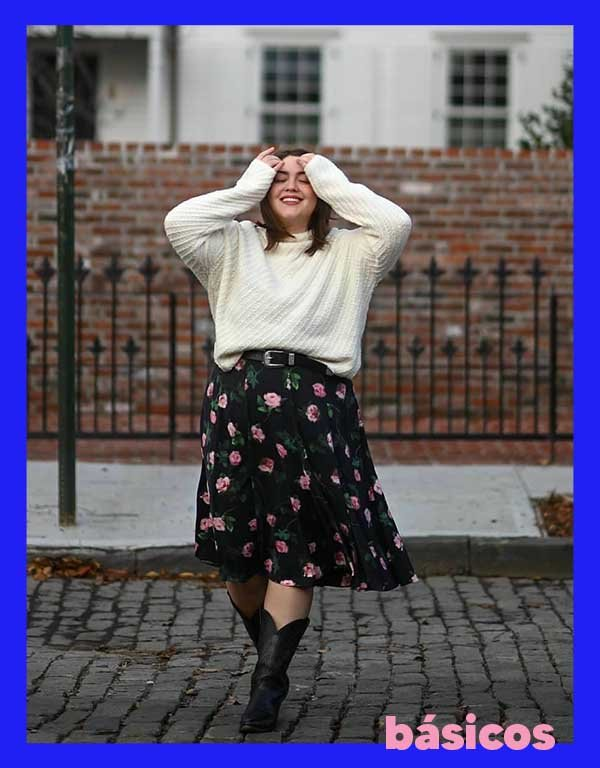 It girls - Básicos - Tricots - Outono - Street Style - https://stealthelook.com.br