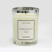 Vela Perfumada Aromatherapy Vanilla Slim