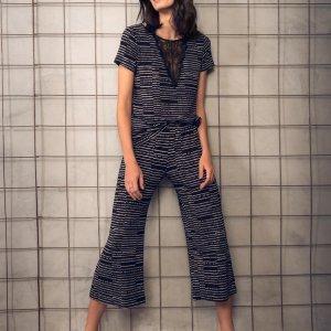 Pijama Longo Com Renda Eva