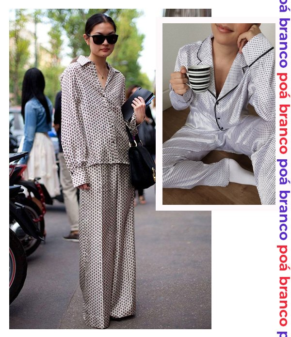 reprodução pinterest - marca de pijamas - pijama - inverno - street style - https://stealthelook.com.br