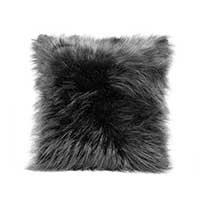 Almofada de Pêlo Alto Longo 45cm com Chumbo com Refil de Silicone Macio