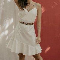 Vestido Amor // Branco