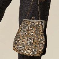 Bolsa Vintage Bordada