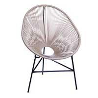 Cadeira Acapulco Baka - Fendi