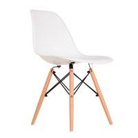 Cadeiras Charles Eames Branca