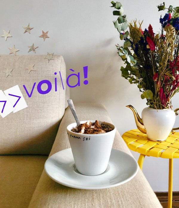 Bruna Lys - jeans - café - inverno - casa - https://stealthelook.com.br
