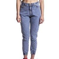Calça Jeans Aero Jeans Mom Azul.