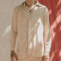 Camisa Quartzo // Eucalipto
