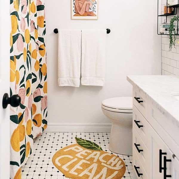 STEAL THE LOOK - Decor - Dicas para deixar o seu banheiro digno de Pinterest