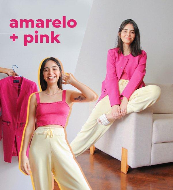 Giovana Marçon - casaco-pink - cores - inverno - em-casa - https://stealthelook.com.br