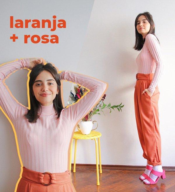 Giovana Marçon - blusa-rosa - cores - inverno - em-casa - https://stealthelook.com.br