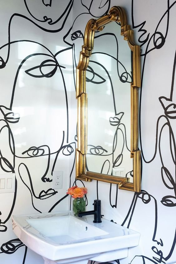 It girls - Decor - Decoração do banheiro - Inverno - Em casa - https://stealthelook.com.br