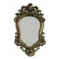 Espelho - Venezia dourado