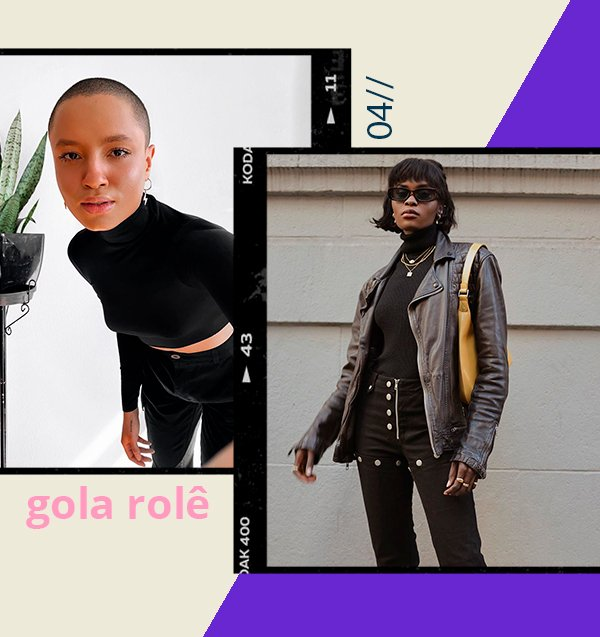 It girls - Gola role - Essenciais do inverno - Inverno - Street Style - https://stealthelook.com.br