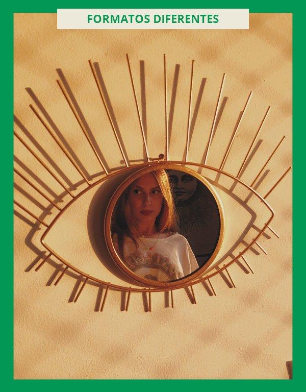 Ali Santos - decorar a casa com espelhos - ESPELHOS - inverno - em casa - https://stealthelook.com.br