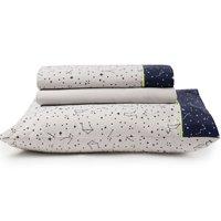 Jogo de lençol Percal Clean
