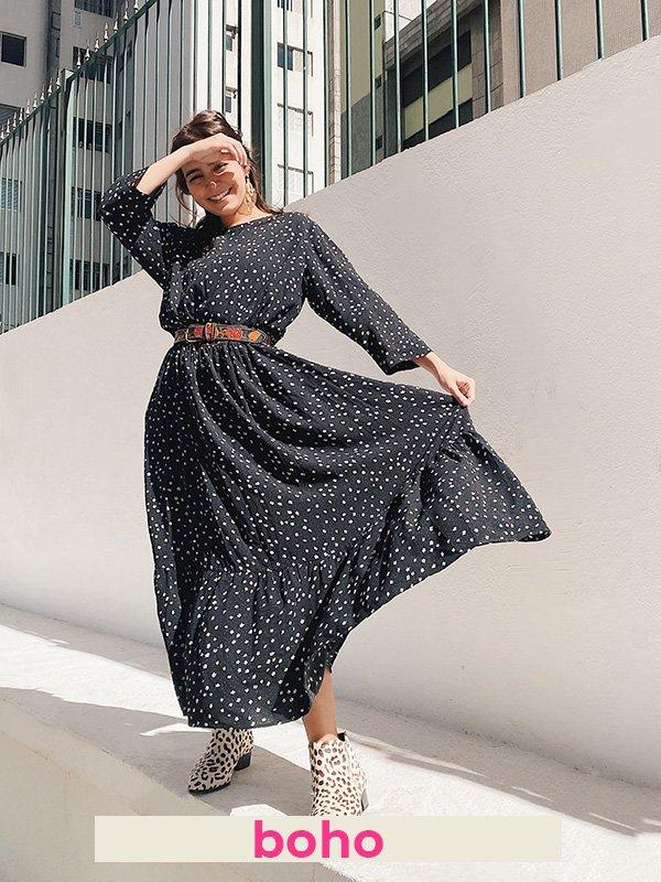 Bruna Lys - vestido - vestidos - inverno - em-casa - https://stealthelook.com.br
