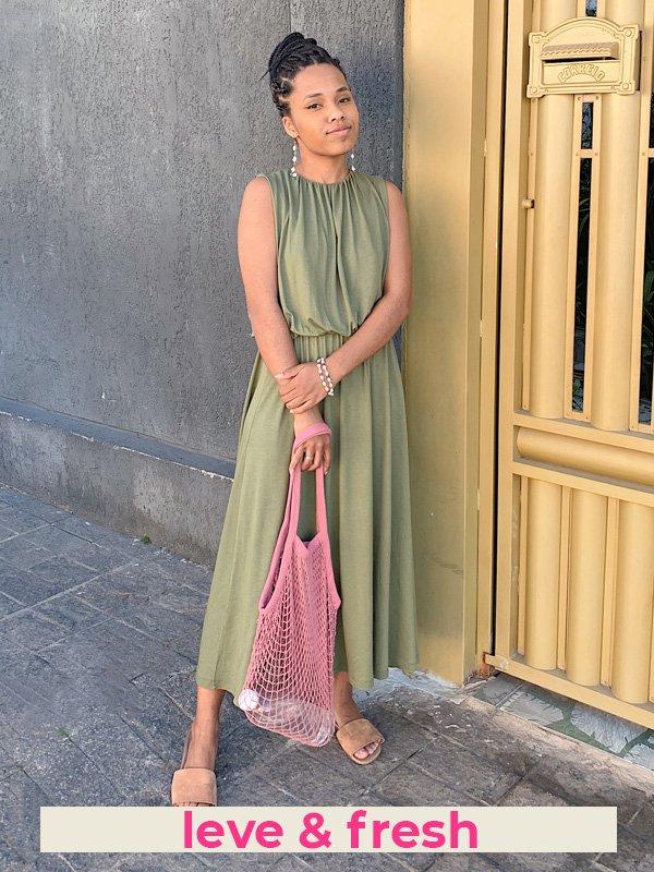 Claudiana Ribeiro - vestido - vestidos - inverno - em-casa - https://stealthelook.com.br