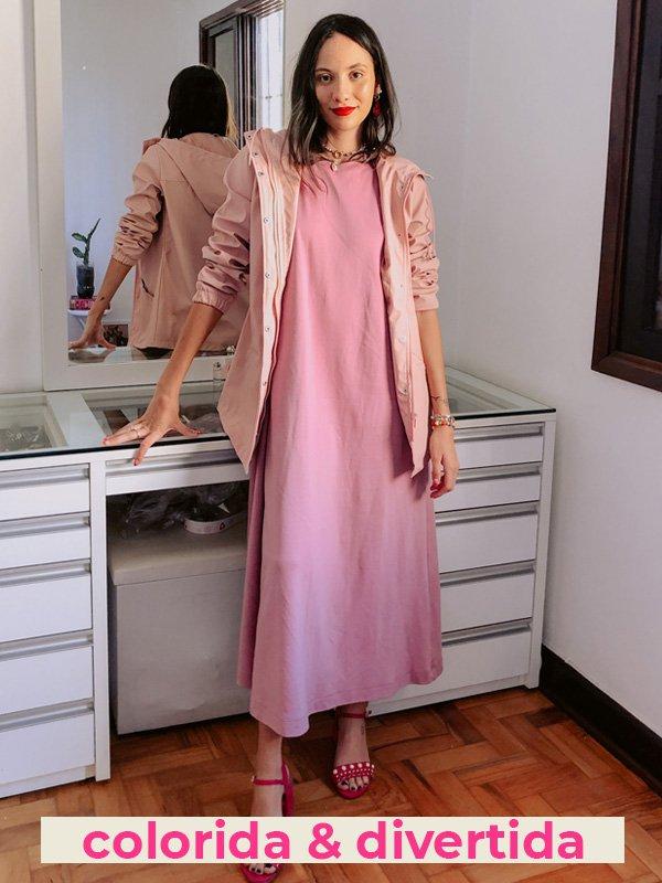 Jéssica Menasce - vestido - vestidos - inverno - em-casa - https://stealthelook.com.br
