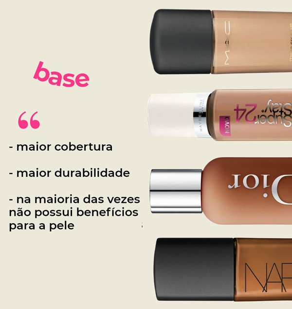 It girls - Base - Beleza - Inverno - Street Style - https://stealthelook.com.br