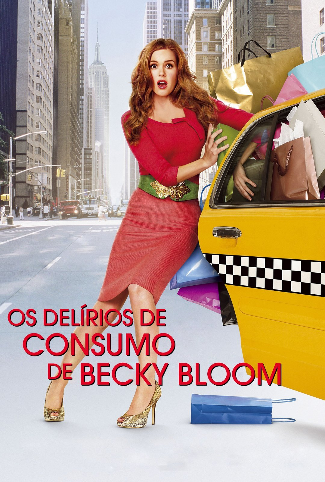 It girls - Becky Bloom - Séries e filmes - Inverno - Street Style - https://stealthelook.com.br