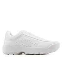 Tênis FiveBlu Dad Sneaker Chunky Branco